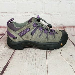 Keen Toddler Boys Girls Rubber Toe Trail Shoes